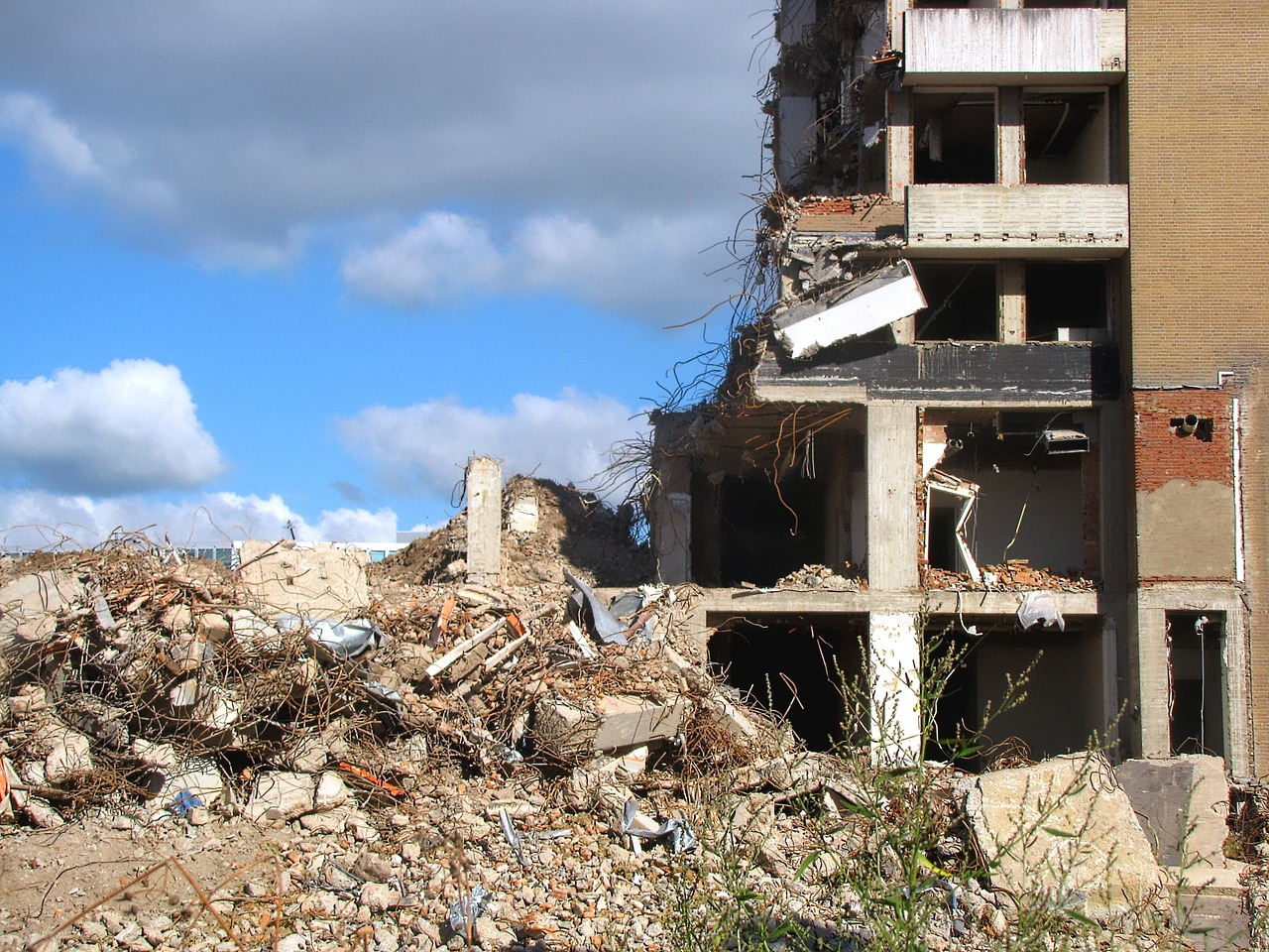 Entreprise de déconstruction dans la Seine-Saint-Denis